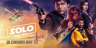 Solo: A Star Wars Story: In Cinemas May 23