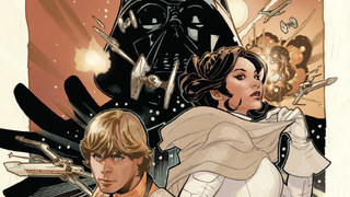 The Galaxy in Comics: Darkness Begins to Fall in the Landmark Star Wars #50