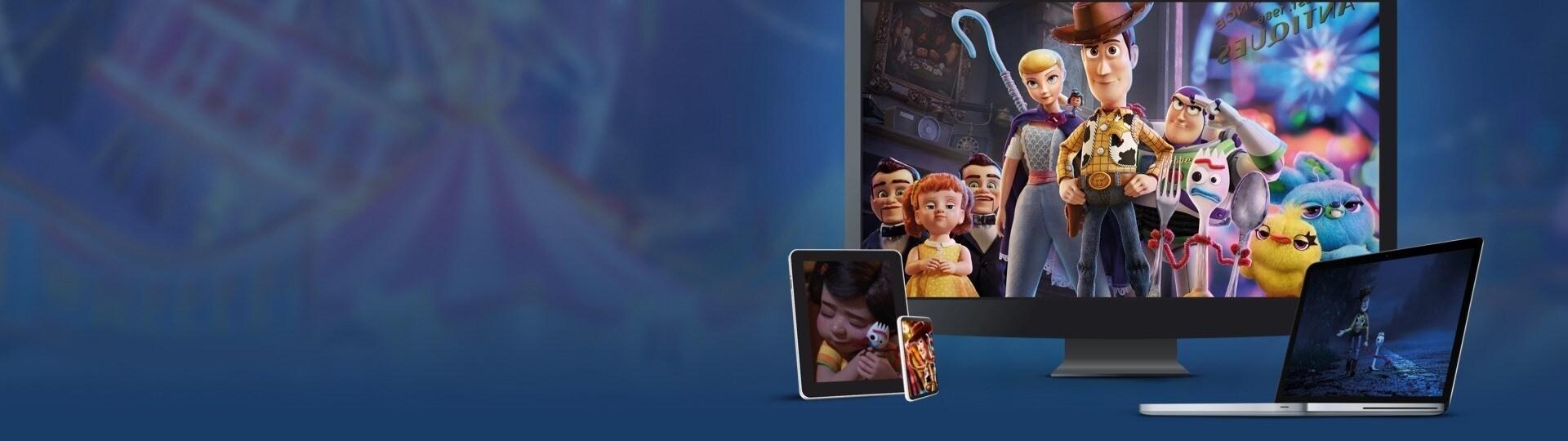 Toy Story 4 | Disponible para descargar y disfrutar