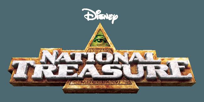 National treasure logo