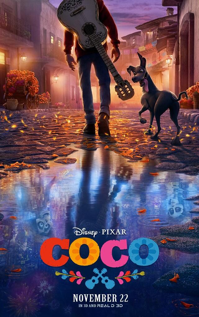 Коко фильм 2018 трейлер