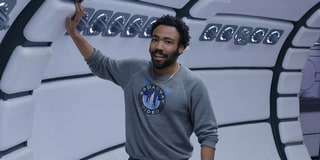 Tour The Millennium Falcon with Donald Glover - Solo: A Star Wars Story