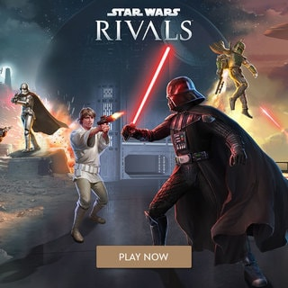 STAR WARS: RIVALS? - TAKE AIM AND OBLITERATE THE COMPETITION TODAY