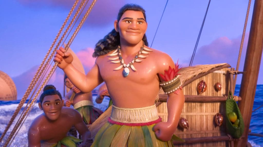 """We Know The Way"" Clip - Disney's Moana"