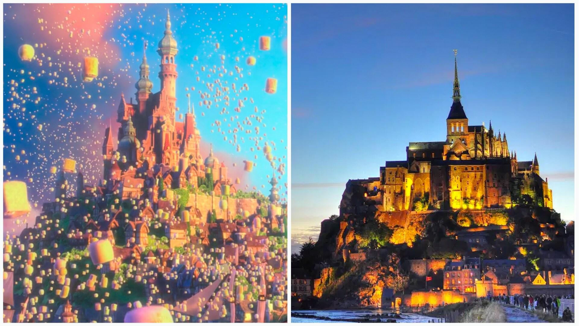 10 lugares reais que inspiraram filmes da Disney