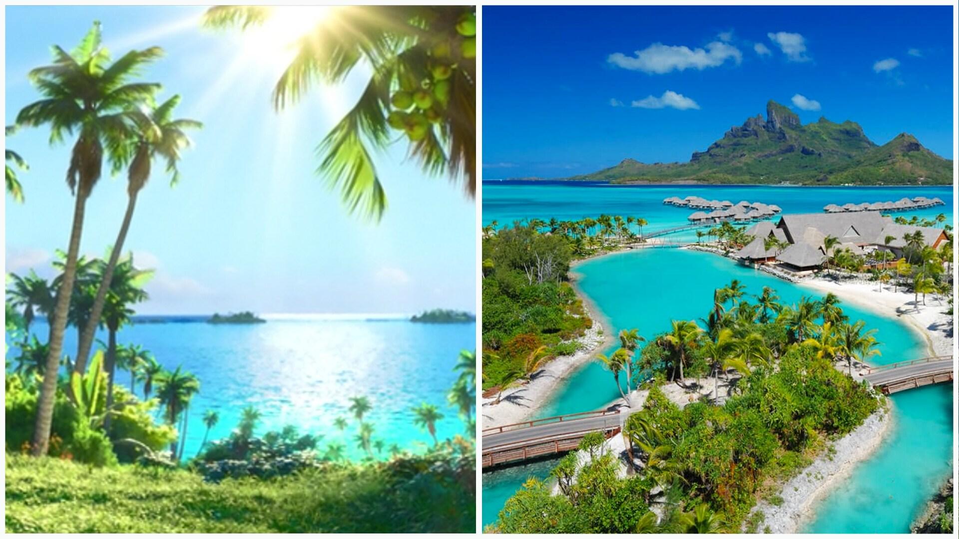 Moana - Bora Bora, Polinésia Francesa