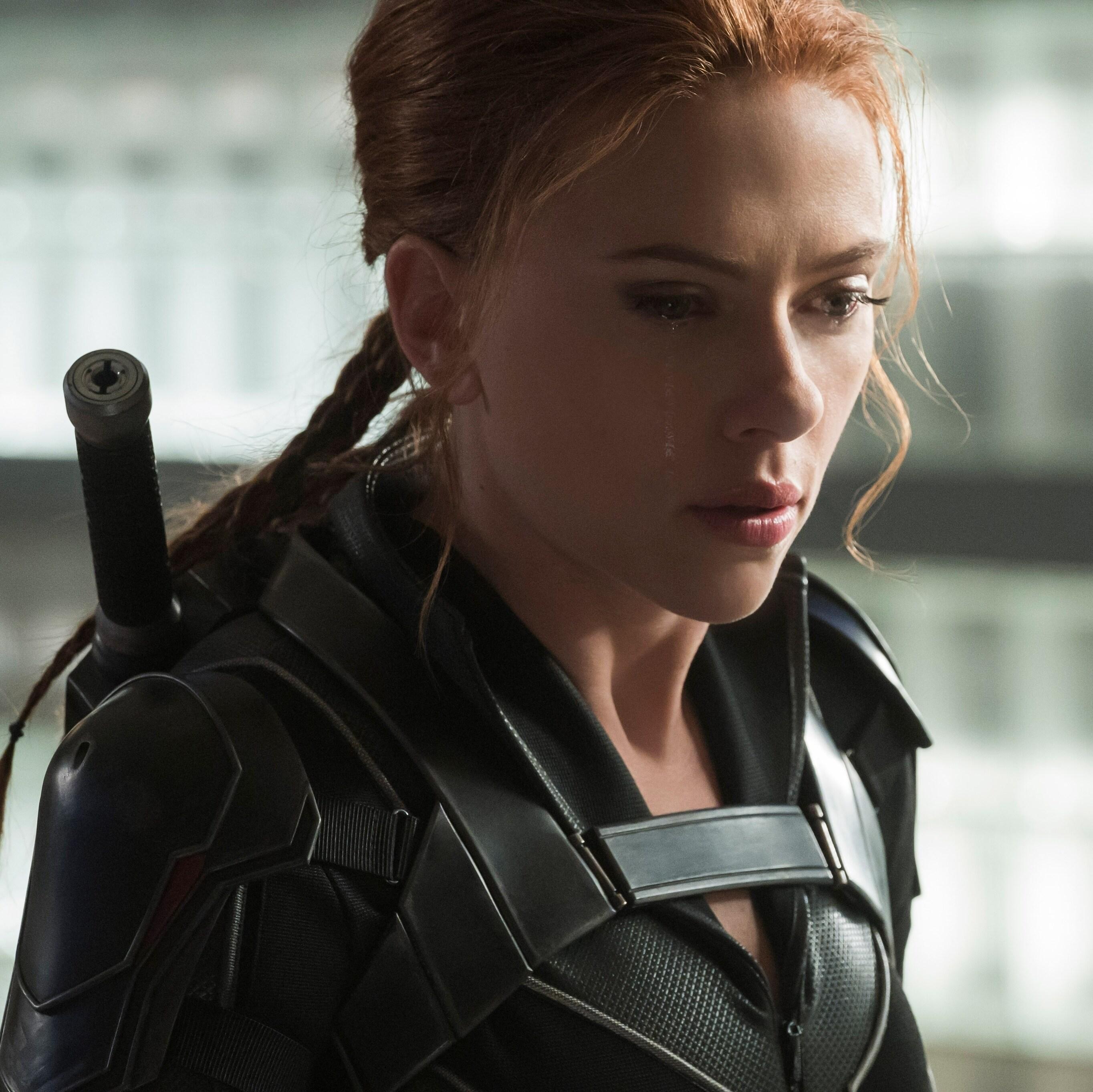Scarlett Johansson y la evolución de su personaje,  Natasha Romanoff, de Iron Man 2 a Black Widow
