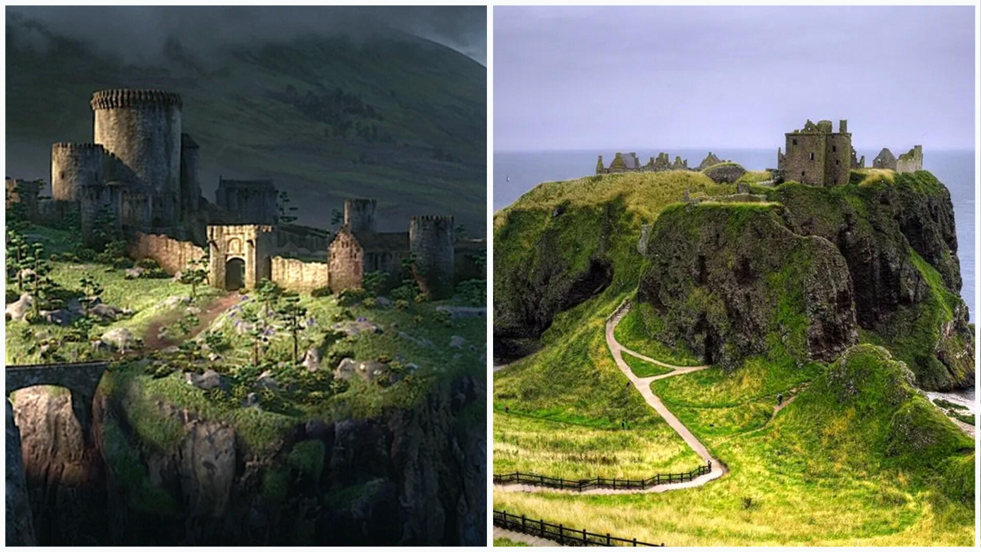 Valente - Castelo Eilean Donan, Escócia