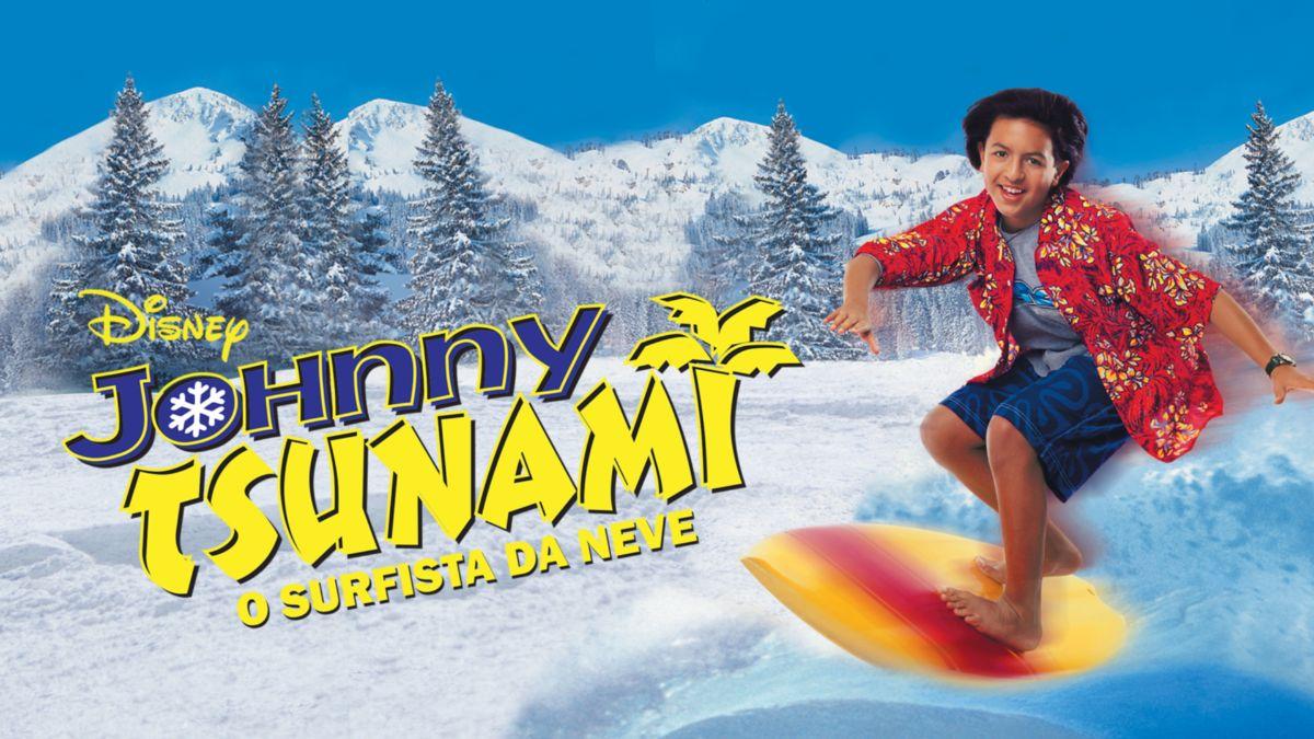 Johnny Tsunami: O Surfista da Neve