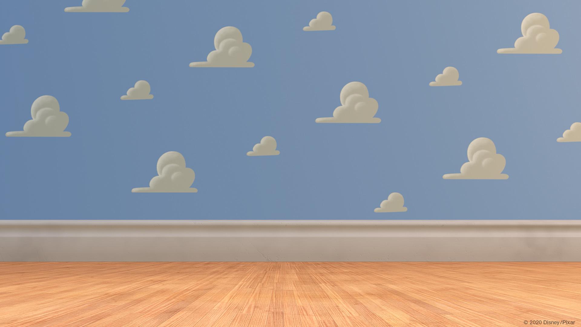 Quarto de Andy em Toy Story