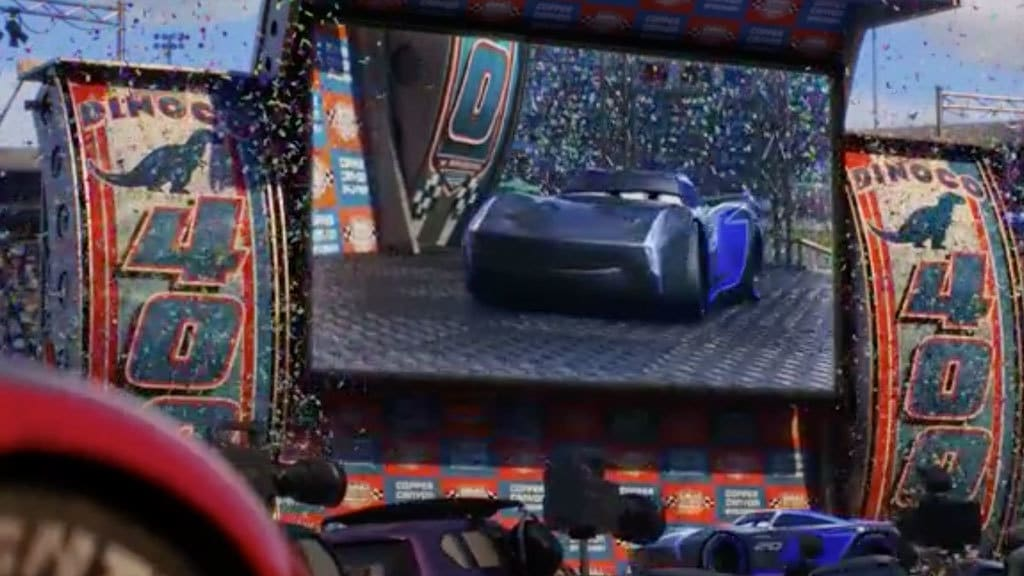 Under the Hood with Jackson Storm | Racing Sports Network by Disney•Pixar Cars