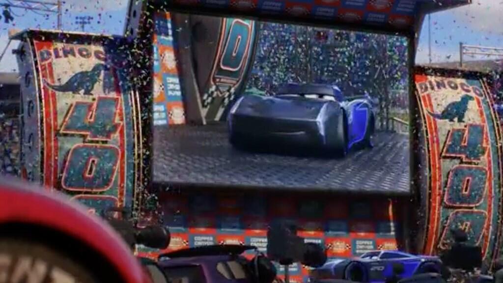 คลิปพิเศษ Under the Hood with Jackson Storm | Racing Sports Network by Disney•Pixar Cars