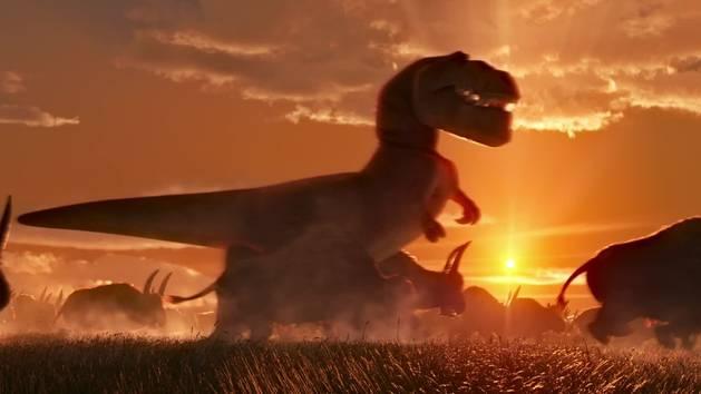 Un Gran Dinosaurio: primer avance