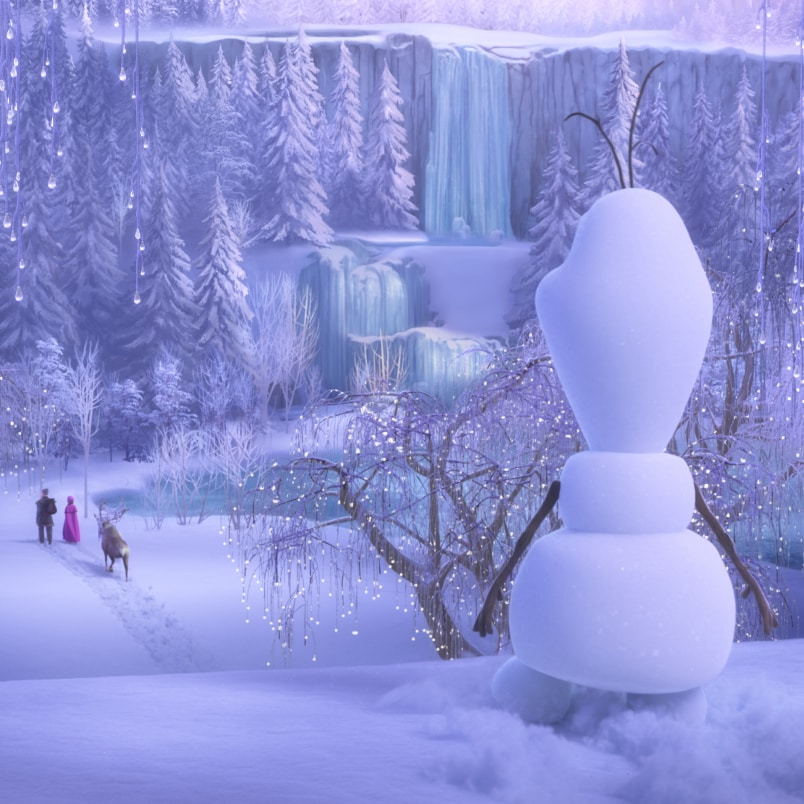 """Once Upon a Snowman"" Explores the Endearing Origins of Olaf"