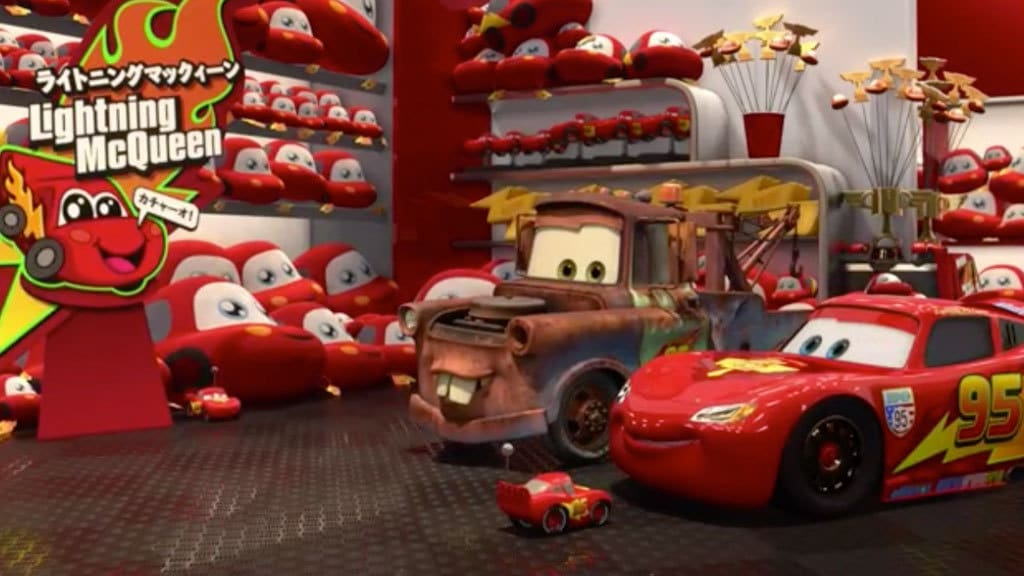 คลิปพิเศษ Lightning McQueen's Biggest Fans | Racing Sports Network by Disney•Pixar Cars