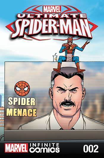 Ultimate Spider-man (2016) #02: A J.J.J. in the Life