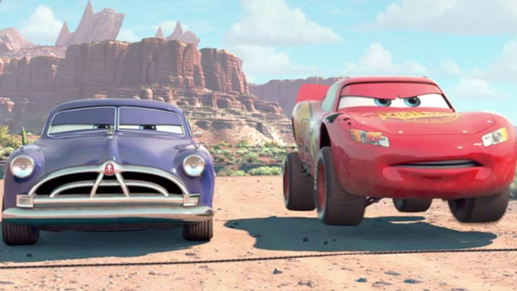 Replay - Dirt Race Track | Racing Sports Network by Disney•Pixar Cars