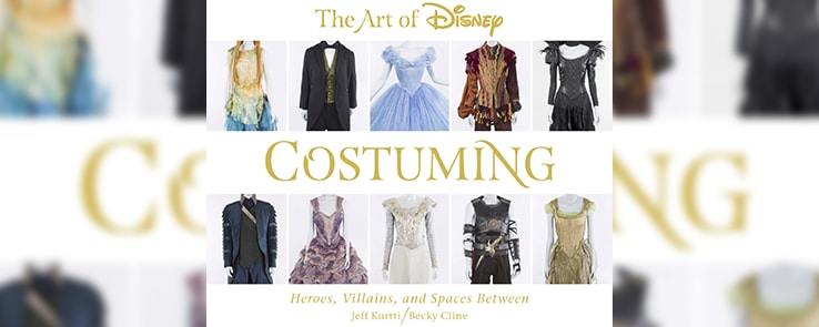A collection of Disney Costumes