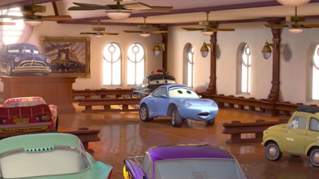 คลิปพิเศษ Sally's Life Lessons | Racing Sports Network by Disney•Pixar Cars