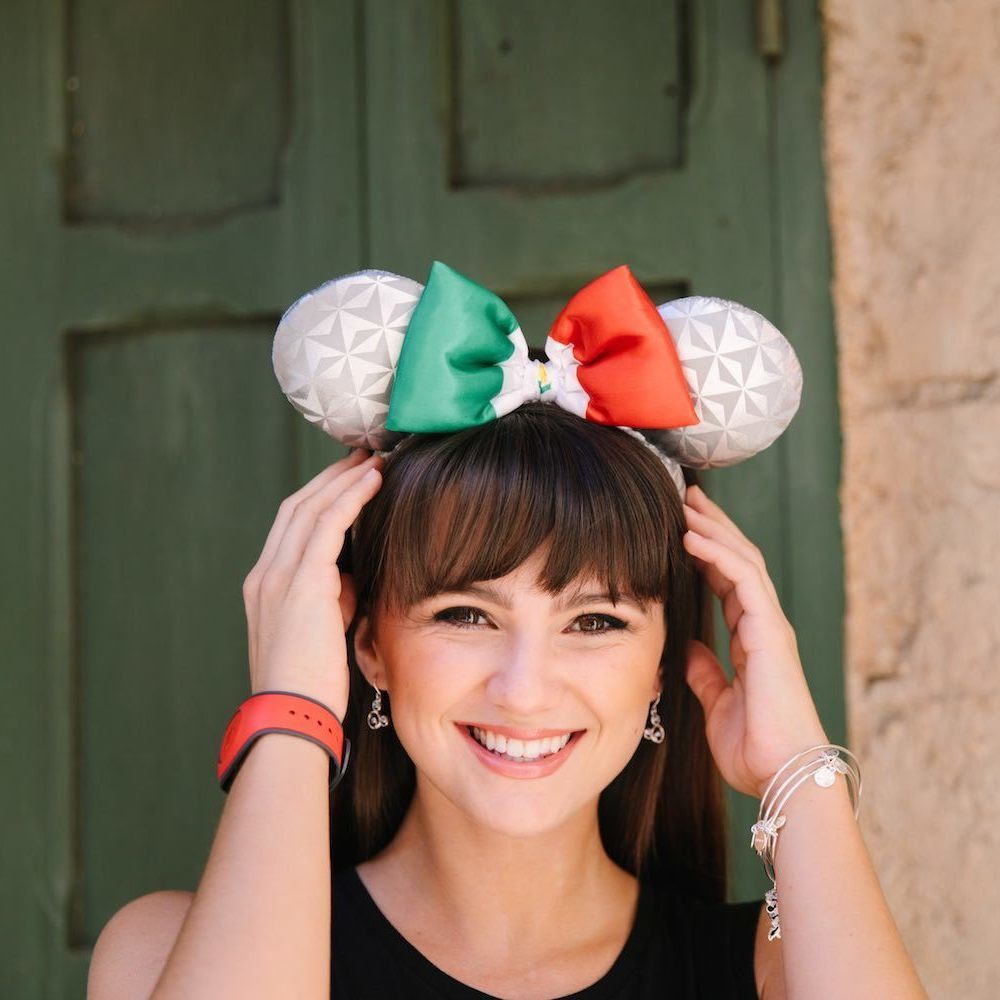If You're a Fan of Epcot, You're Going to Be Obsessed With These New Ears