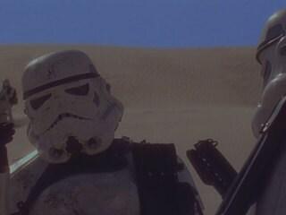 """""""Look, sir – droids!"""""""