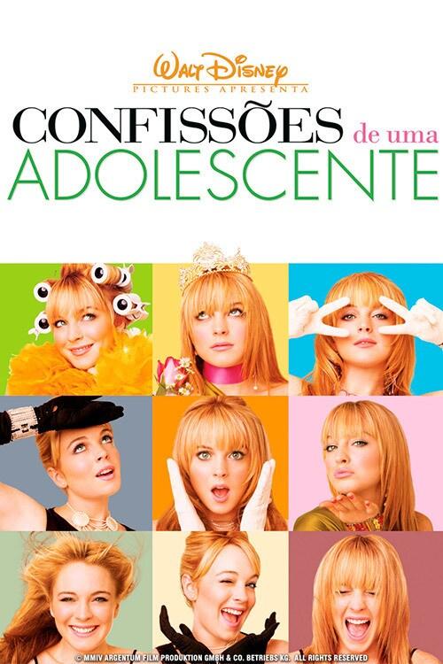 Confissões de uma Adolescente
