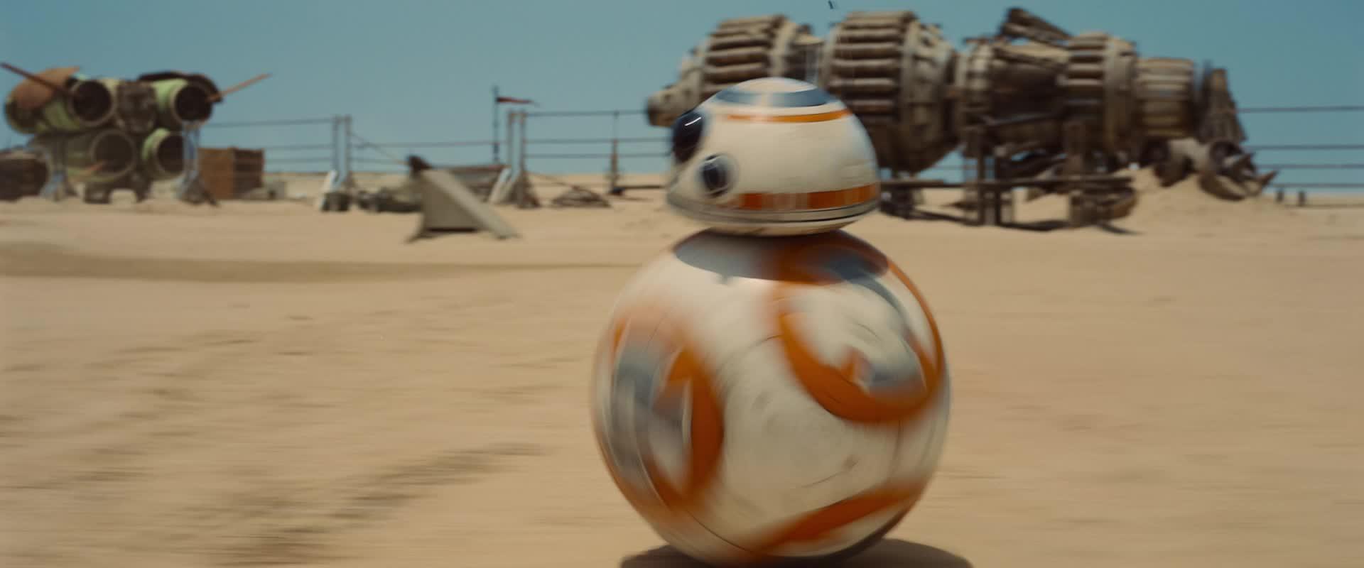 Star Wars: The Force Awakens - Teaser Trailer 1