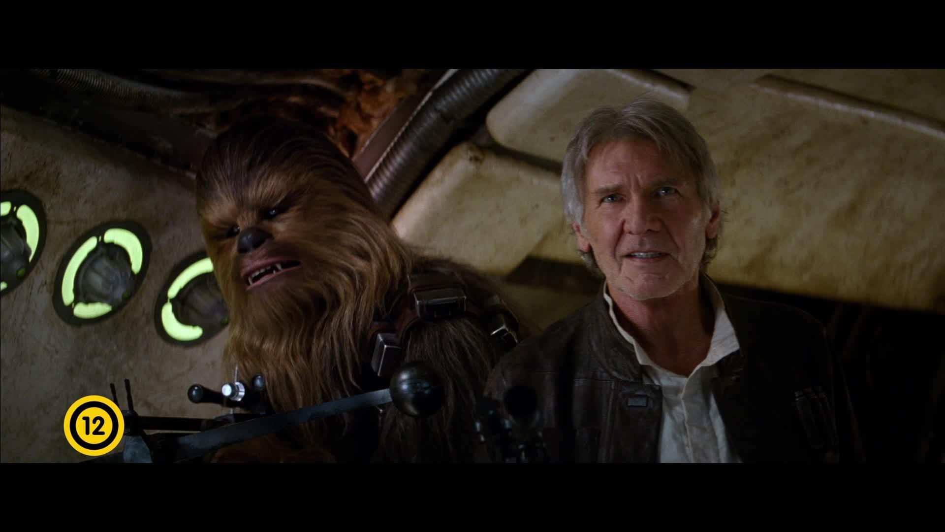 Star Wars: Az ébredő Erő - előzetes
