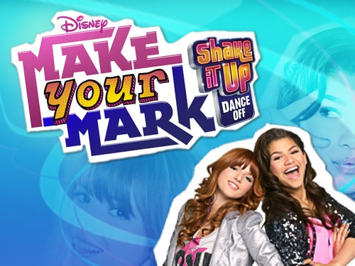 Shake it Up: Make Your Mark Video Mashup
