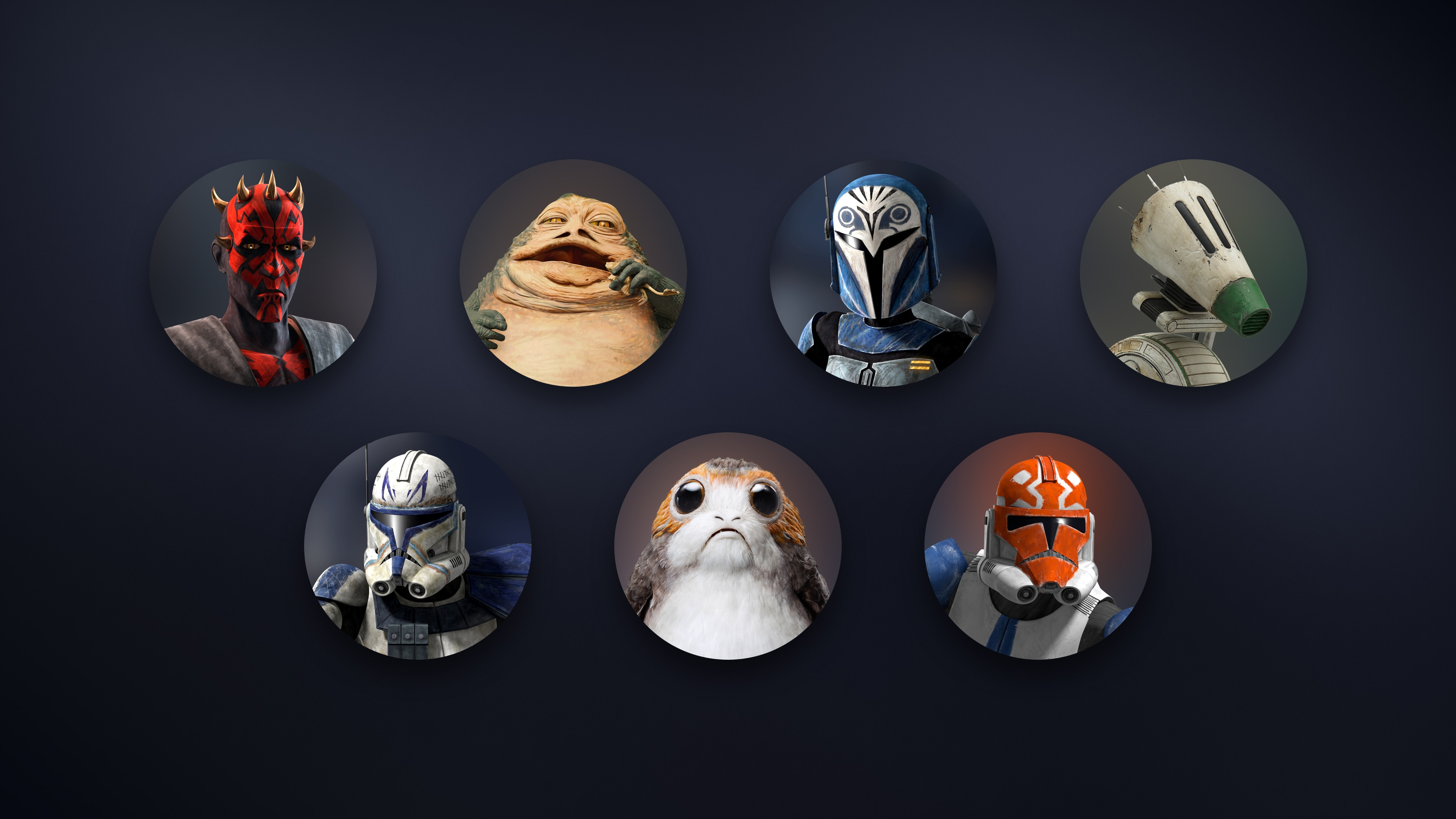 New Star Wars Avatars Available on Disney+