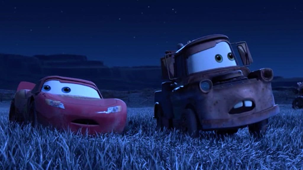 Rearview Replay: Tractor Tipping | Racing Sports Network by Disney•Pixar Cars