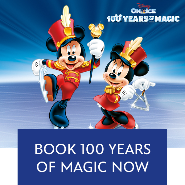 Stream Promo - 100 Years of Magic