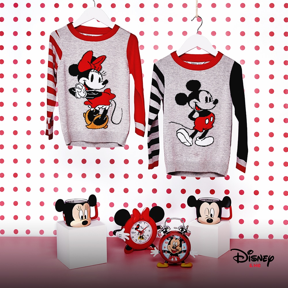 Disney & Me White | Product Page