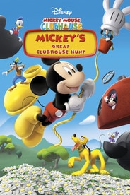 Mickey Mouse Clubhouse: Mickey's Great Clubhouse Hunt