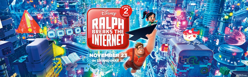 Ralph breaks the internet -IN