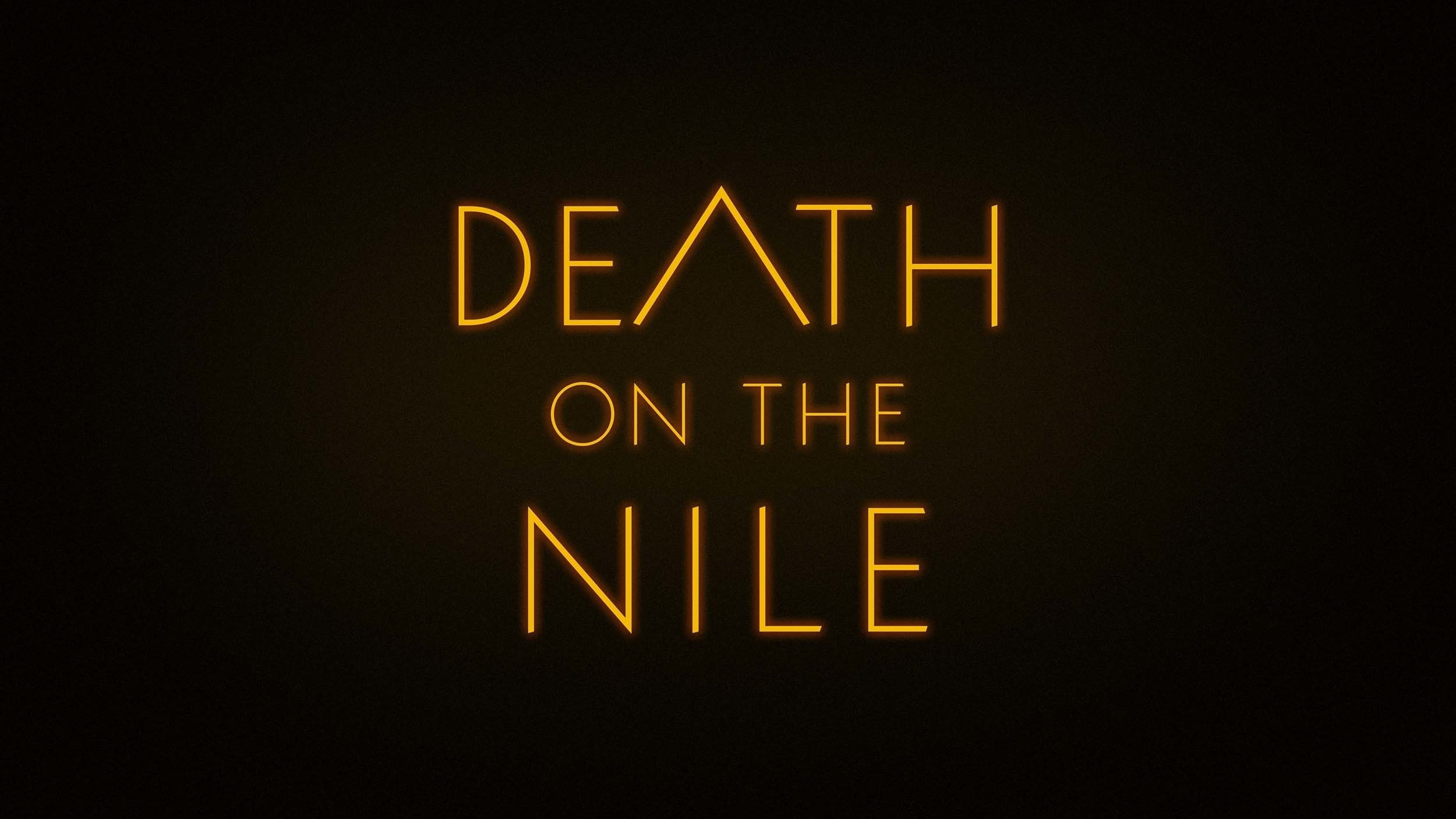 A still from Death of the Nile
