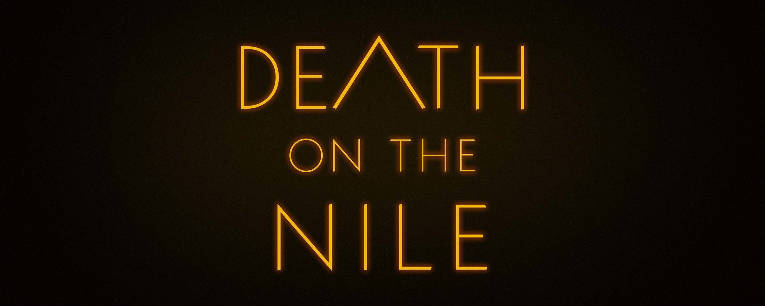 Death of the Nile Press Kit