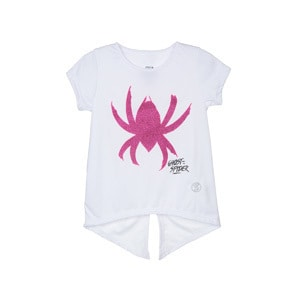 Playera Marvel Ghost Spider para niña