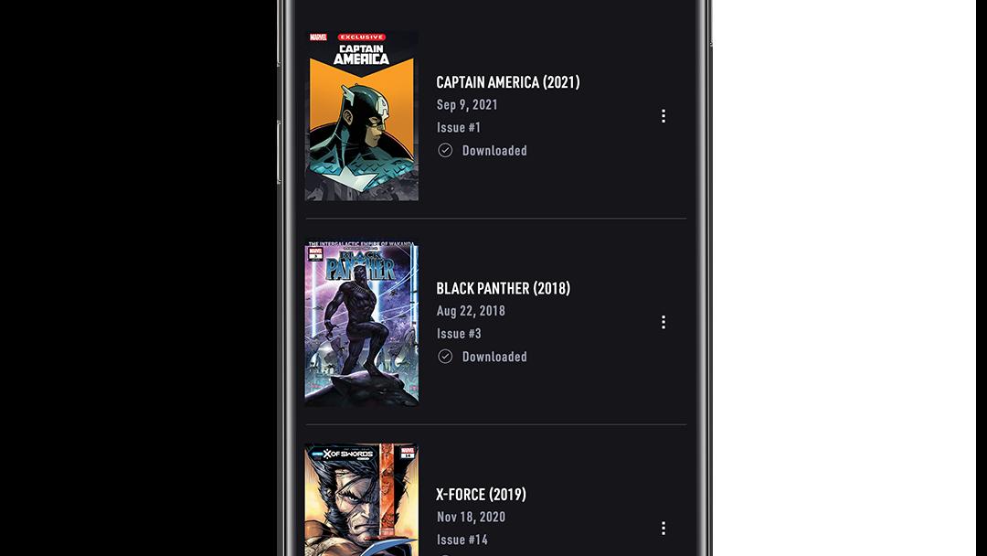 Downloads App Screens Image