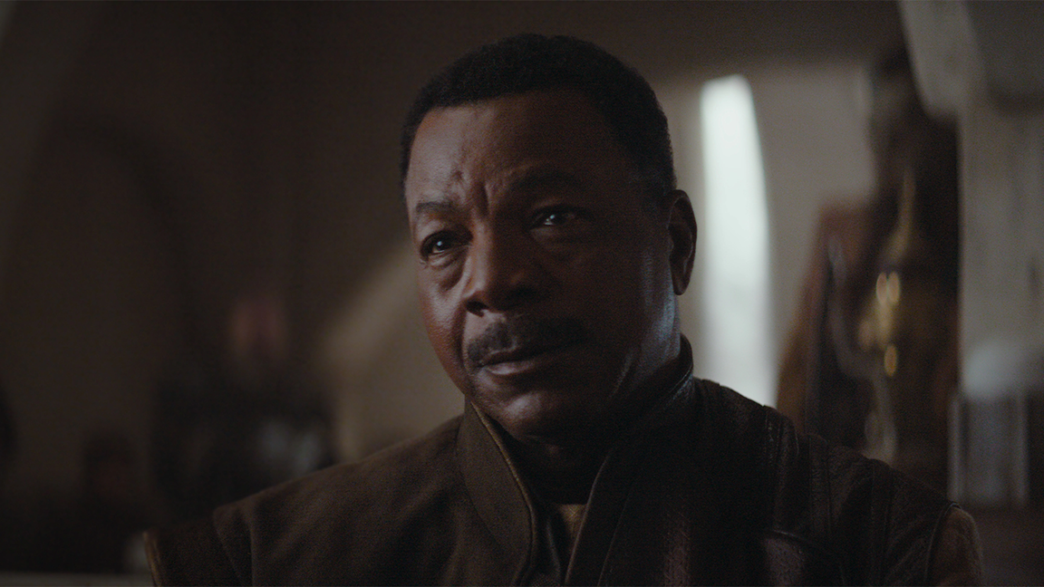 Caption :Carl Weathers is Greef Carga in the Disney+ series THE MANDALORIAN. Byline :Lucasfilm Copyright :(C) 2019 Lucasfilm Ltd. All Rights Reserved.