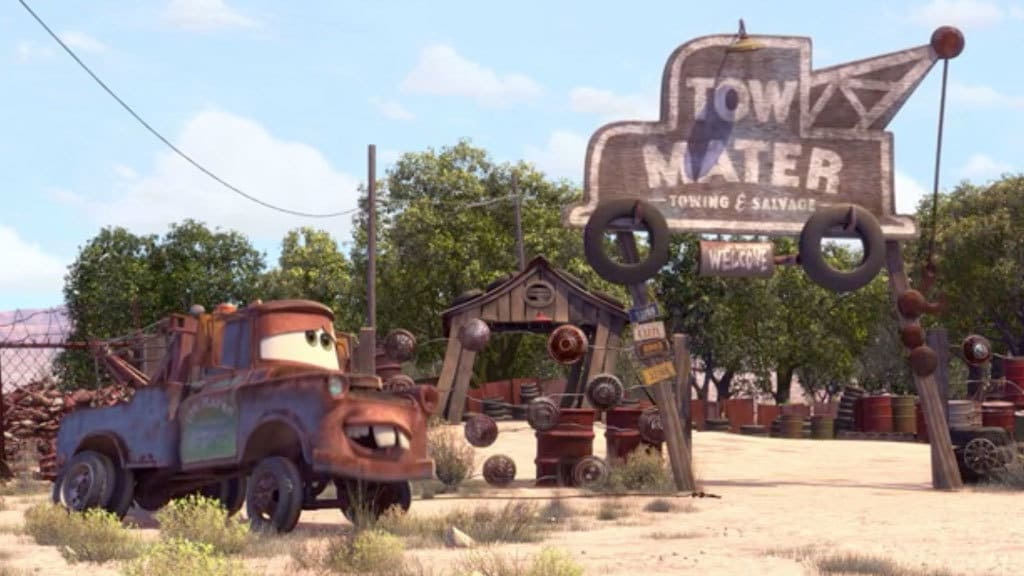 Under the Hood Featuring Tow Mater | Racing Sports Network by Disney•Pixar Cars