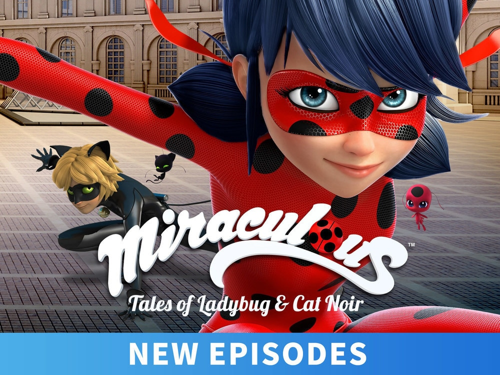 Miraculous: Tales of Ladybug and Cat Noir | DisneyLife