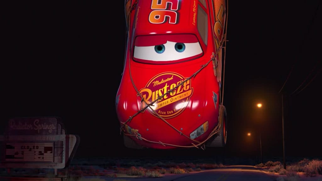 Rearview Replay: Radiator Springs Crash | Racing Sports Network by Disney•Pixar Cars