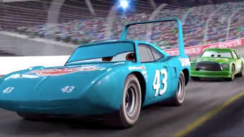Under the Hood: Strip Weathers | Racing Sports Network by Disney•Pixar Cars