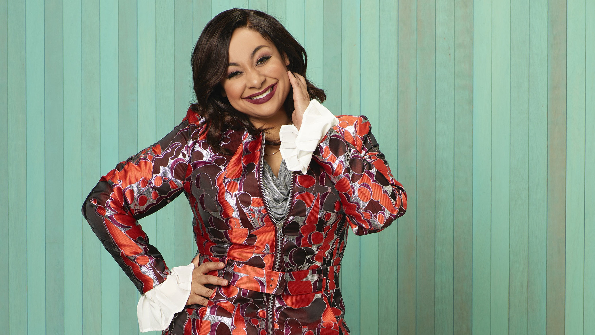 Raven-Symoné Talks That's So Raven and Raven's Home