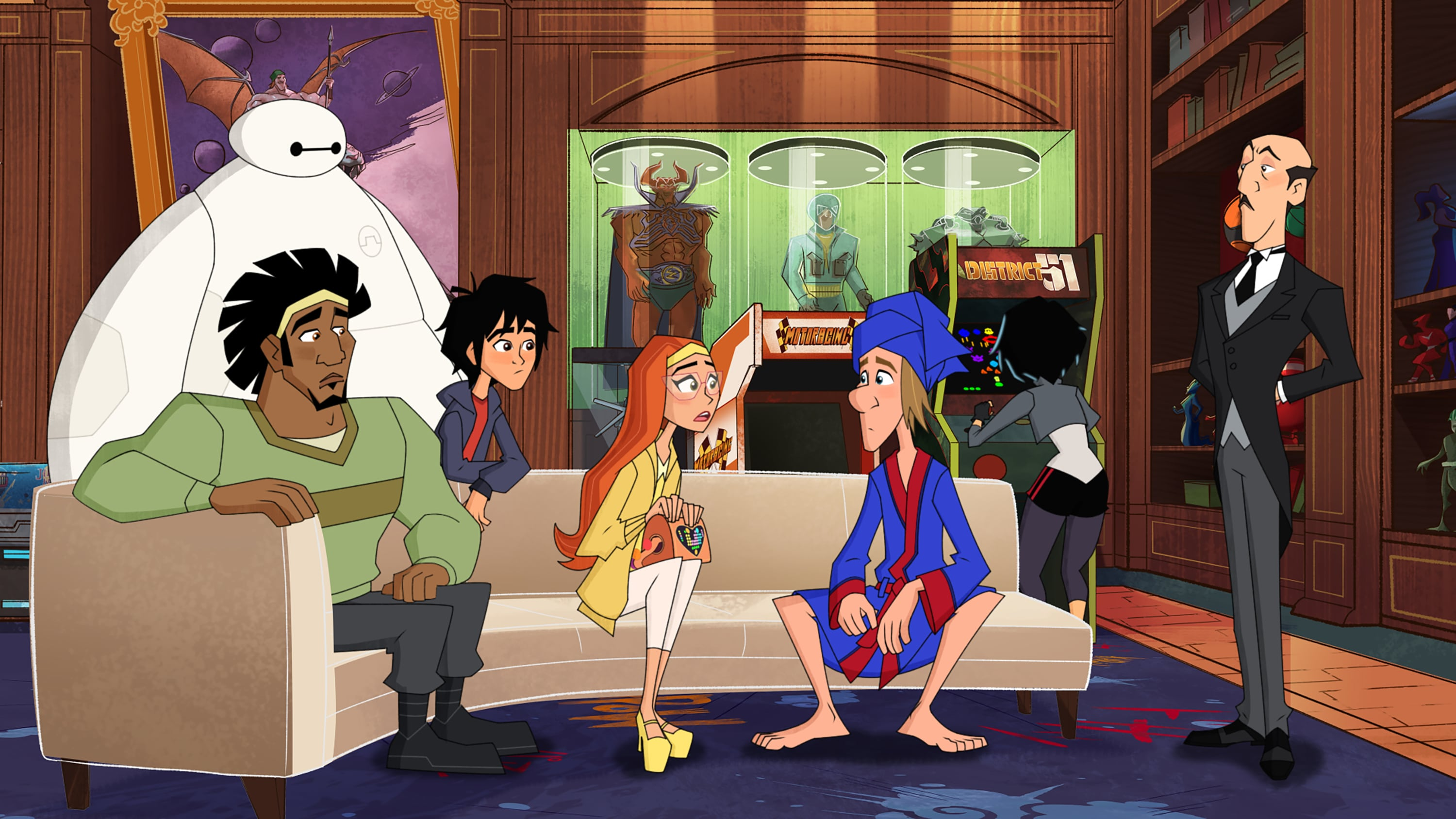 Big Hero 6 The Series showcase image 1