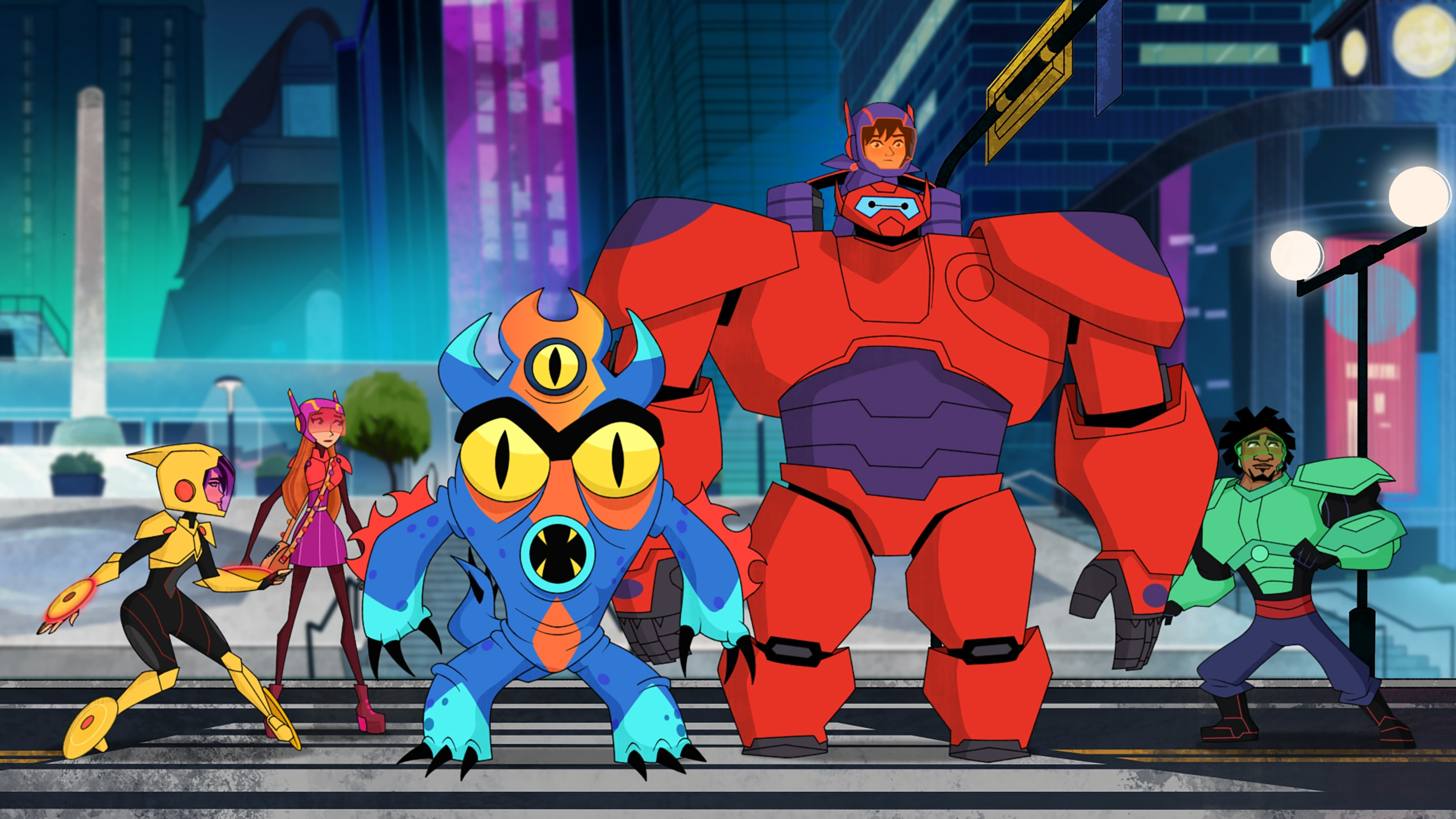 Big Hero 6 The Series showcase image 2