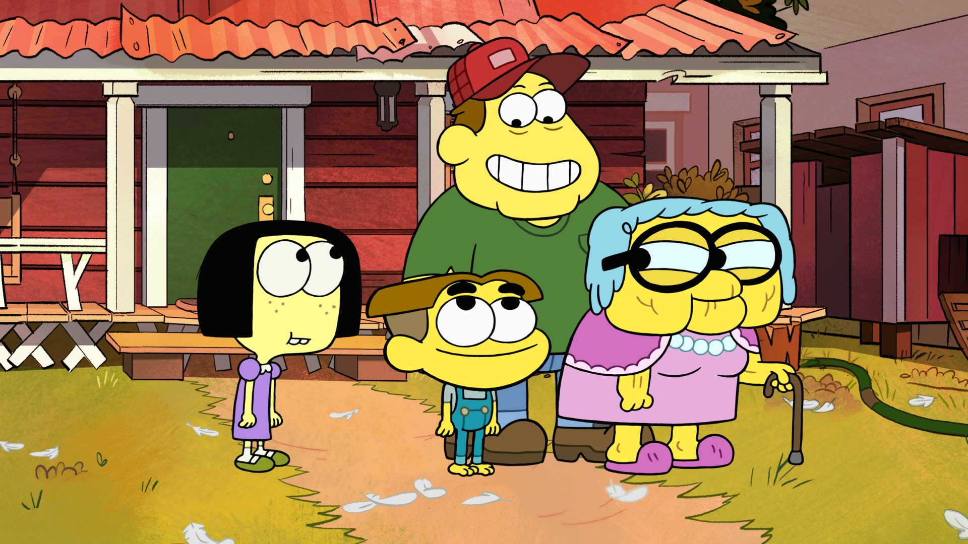 Big City Greens showcase image 3