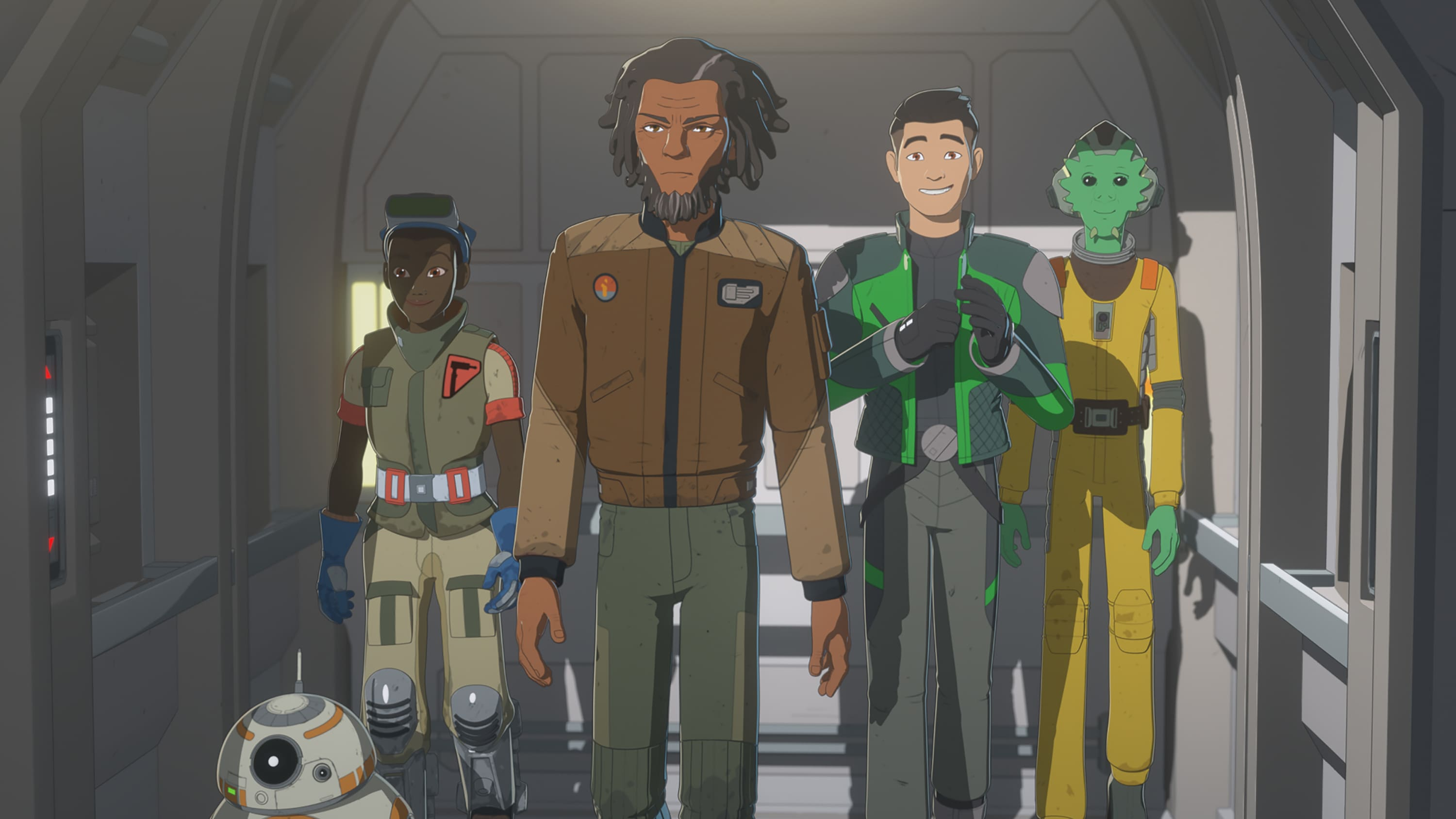 Star Wars Resistance showcase image 04