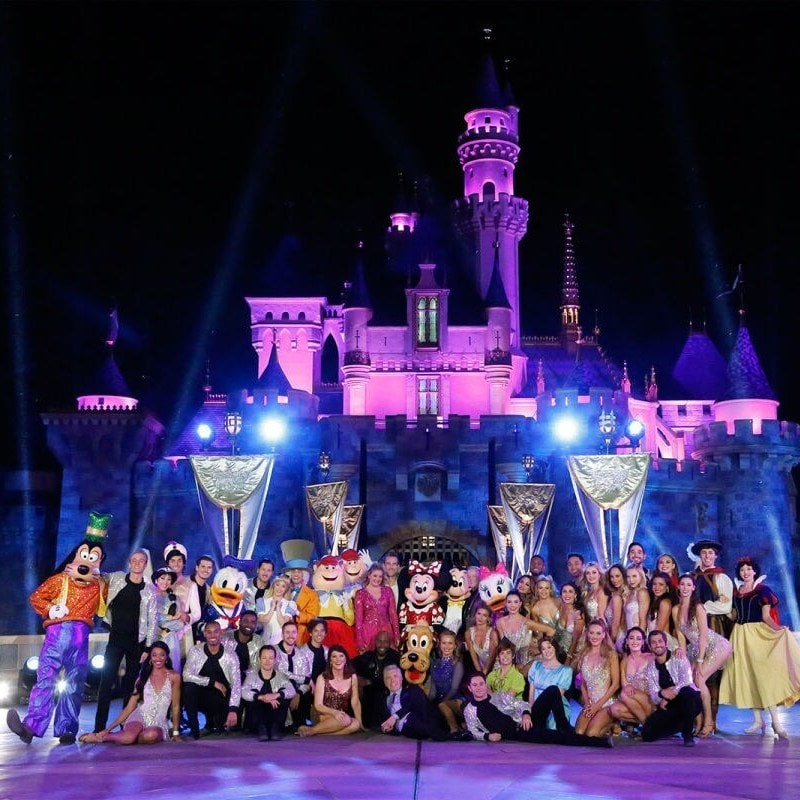 Exclusive: Check Out the Set List for Disney Night on Dancing With the Stars